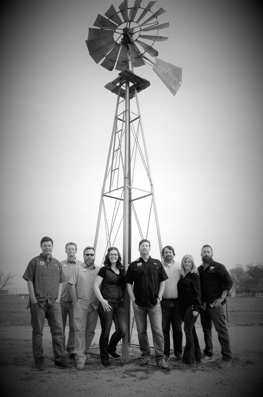 Northern Lights Exteriors Senior Team